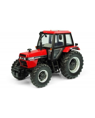 Universal Hobbies 1/32 Scale Case IH 1494 - 4WD - Red/Black Tractor Diecast Replica UH6210