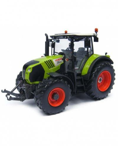 Universal Hobbies 1/32 Scale Claas Arion 540 with front link Tractor Diecast Replica UH4250