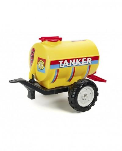 2-Wheels Tanker Trailer