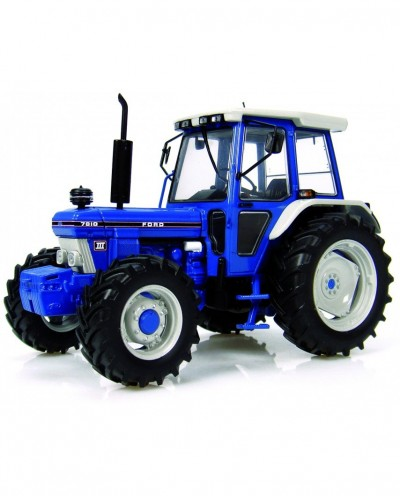 Universal Hobbies 1/32 Scale Ford 7810 (1987) Tractor Diecast Replica UH2865