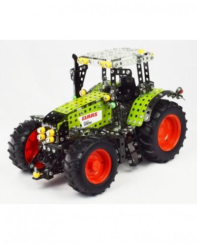 Tronico Profi Series Claas Axion 850 Tractor - 1012 Parts - DIY Metal Kit T10060