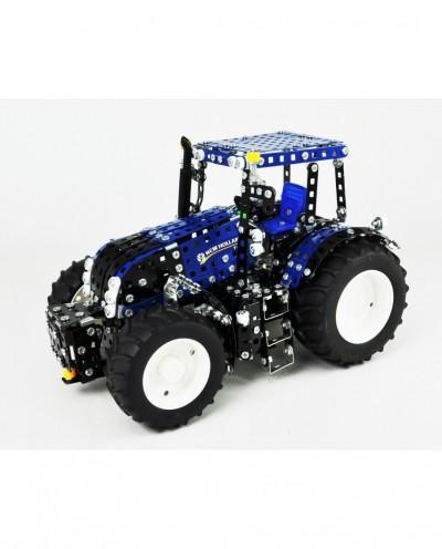 Tronico Profi Series New Holland T8.390 Tractor - 1078 Parts - DIY Metal Kit T10055