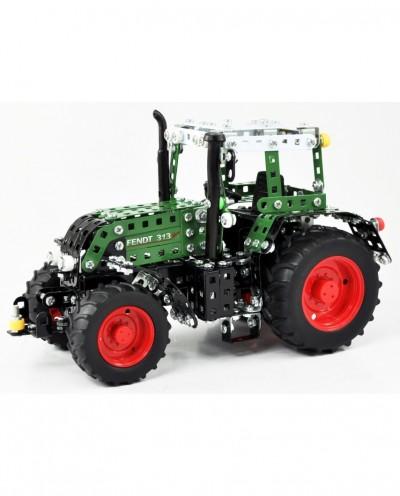 Tronico Junior Series - Fendt Vario 313 - 735 Parts - DIY Metal Kit T10067
