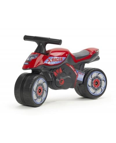 Bike - X Racer Red - Push-Along - +1 year