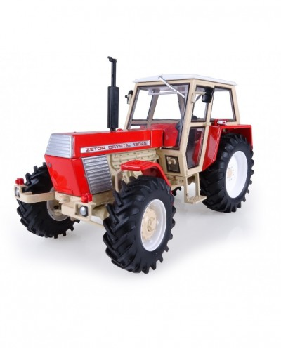 """Universal Hobbies 1/32 Scale Zetor Crystal 12045 """"Museum Edition"""" (1974) Tractor Diecast Replica UH4949"""