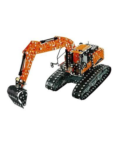 Tronico Profi Series - Doosan DX300LC Excavator - 1283 Parts - DIY Metal Kit T9740