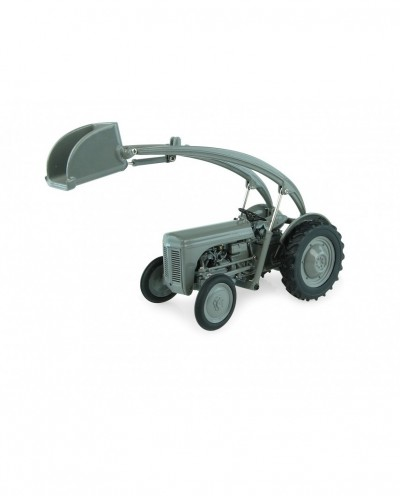 Universal Hobbies 1/32 Scale Ferguson TEA 20 with High Lift Loader Tractor Diecast Replica UH5247