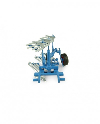 Universal Hobbies 1/32 Scale Lemken Opal 090 3 Furrow Reversible Plough Diecast Replica UH5262