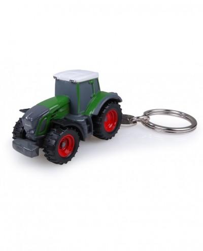 Universal Hobbies Fendt 939 Vario Nature Green Tractor Metal Keychain UH5831