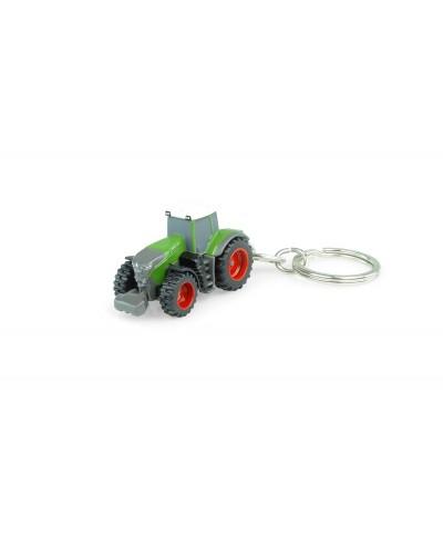 Fendt 1050 Vario Nature Green Tractor - Keychain Diecast - Universal Hobbies
