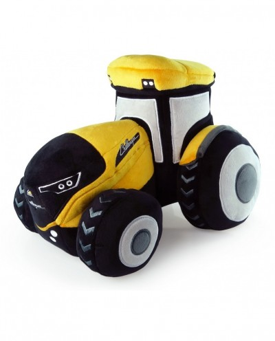 UH Kids Challenger 1050 Tractor Soft Plush Toy UHK1127