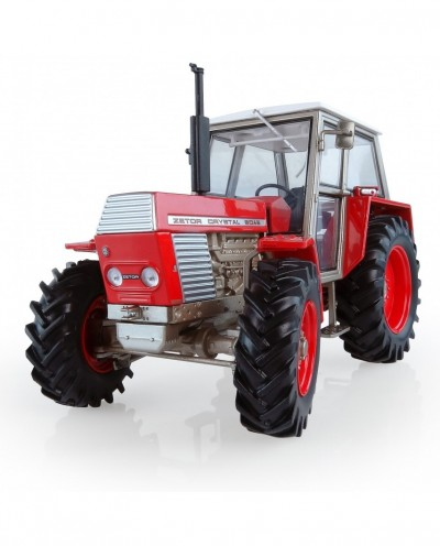 Universal Hobbies 1/32 Scale Zetor 8045 - 4WD Tractor Diecast Replica UH5272