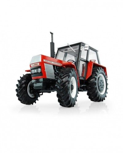 Universal Hobbies 1/32 Scale Zetor Crystal 8045 - 2nd generation - 4WD Tractor Diecast Replica -UH5288