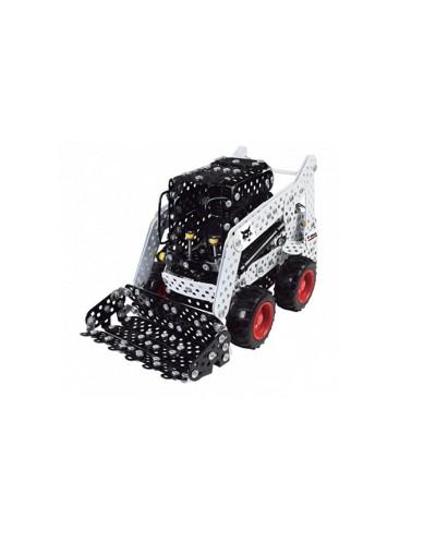 Tronico Mini series - BOBCAT Skid-Steer Loader - 652 Parts - DIY Metal Kit T10275