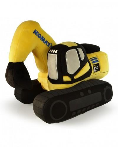 UH Kids Komatsu PC210LC Excavator Soft Plush UHK1132