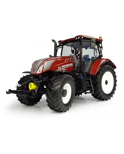 Universal Hobbies 1/32 Scale New Holland T6.175 Terracotta Tractor Diecast Replica UH5375