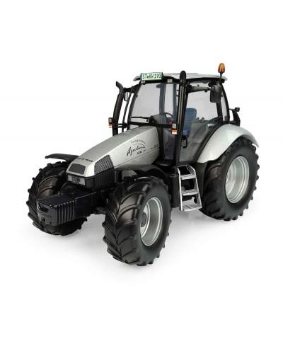 Universal Hobbies 1/32 Scale Deutz-Fahr Agrotron 120 MK3 Silver Limited Edition Tractor Diecast Replica UH5396