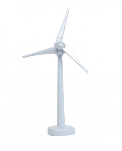 Windmill battery operated including batteries