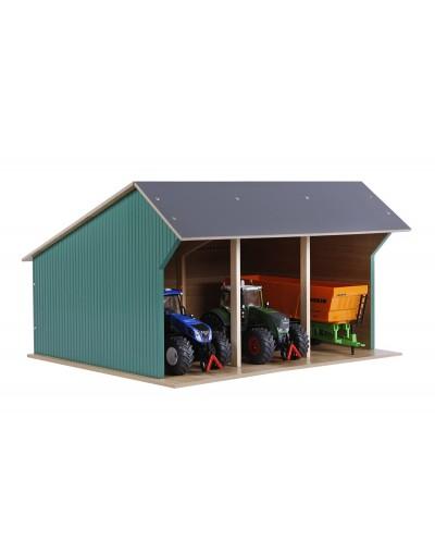 Big Farm shed for 3 tractors