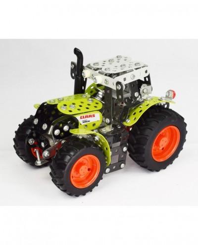 Tronico Mini Series Claas Arion 430 Tractor - 354 Parts - DIY Metal Kit T10010