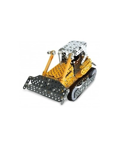Tronico Mini Series Liebherr Bulldozer - 559 Parts - DIY Metal Kit T10039