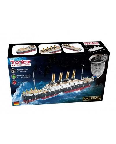 Tonico Profi Series - Titanic - 1878 Parts - DIY Metal Kit T10127
