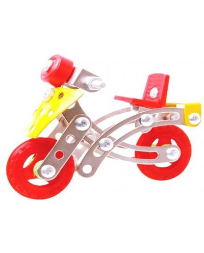 Tronico Metal Construction set - 3 in 1 - 170 parts