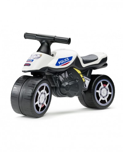 Falk Police Bike Motorcycle, Ride-on and Push-Along + 1.5 years FA427