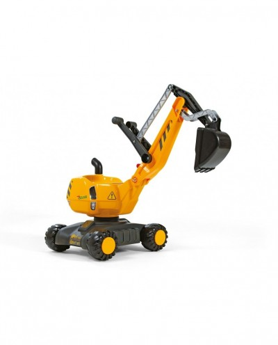 """Digger Rolly """"Yellow"""""""