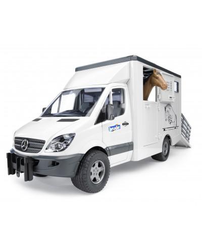 Mercedes Benz Sprinter Horse Van