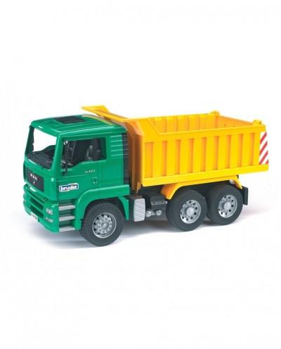 MAN Tip up truck