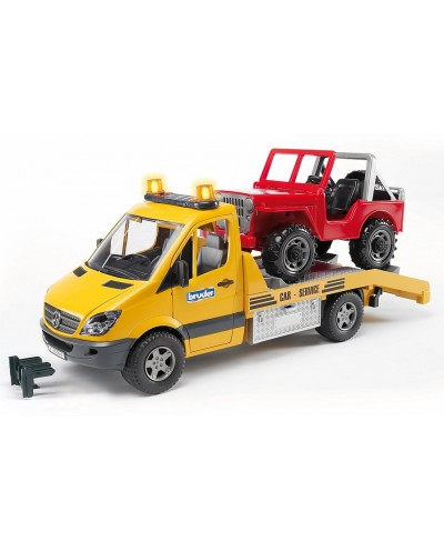 MB Sprinter w/ Cross Country Vehicle, Light/Sound Module