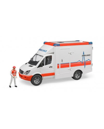 MB Sprinter Ambulance with driver