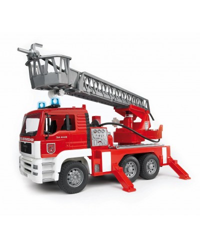 MAN Fire engine with water pump with Light/Sound Mod.