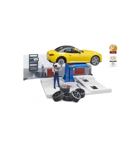 Bworld set Car Service
