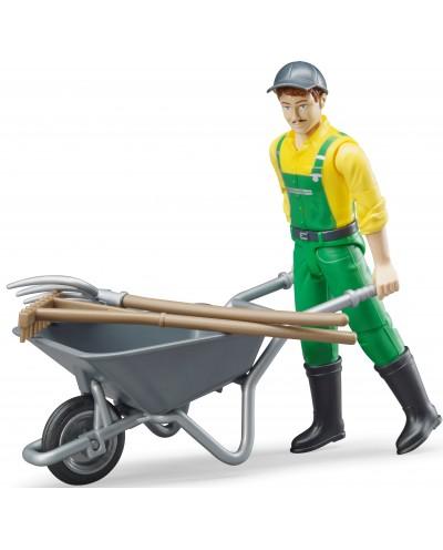Figure set farmer