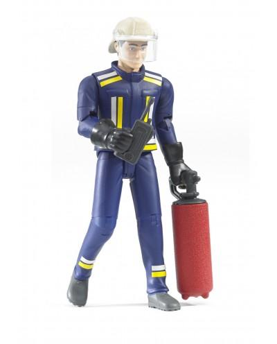 Fireman w/ Accessories
