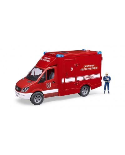 MB Sprinter Paramedic w Driver