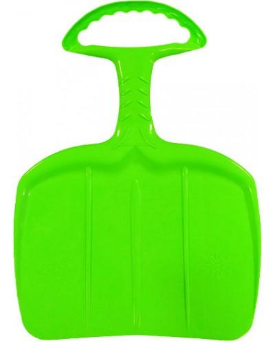 Adult shovel sled - green