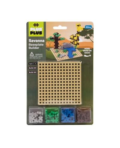 Baseplate Builder - Savanna