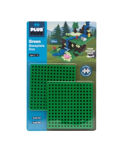 Baseplate Duo - Green