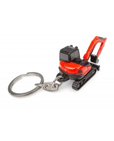 Kubota KX-080 Excavator - Keychain Diecast