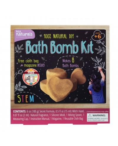 Bath Bomb by Kiss Naturals