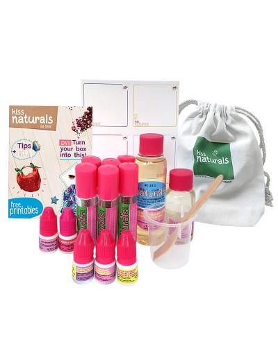 Lava Lip Gloss Making Kit
