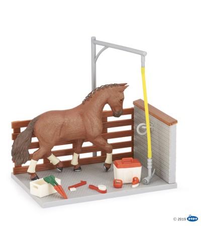 HORSE WASHING BOX