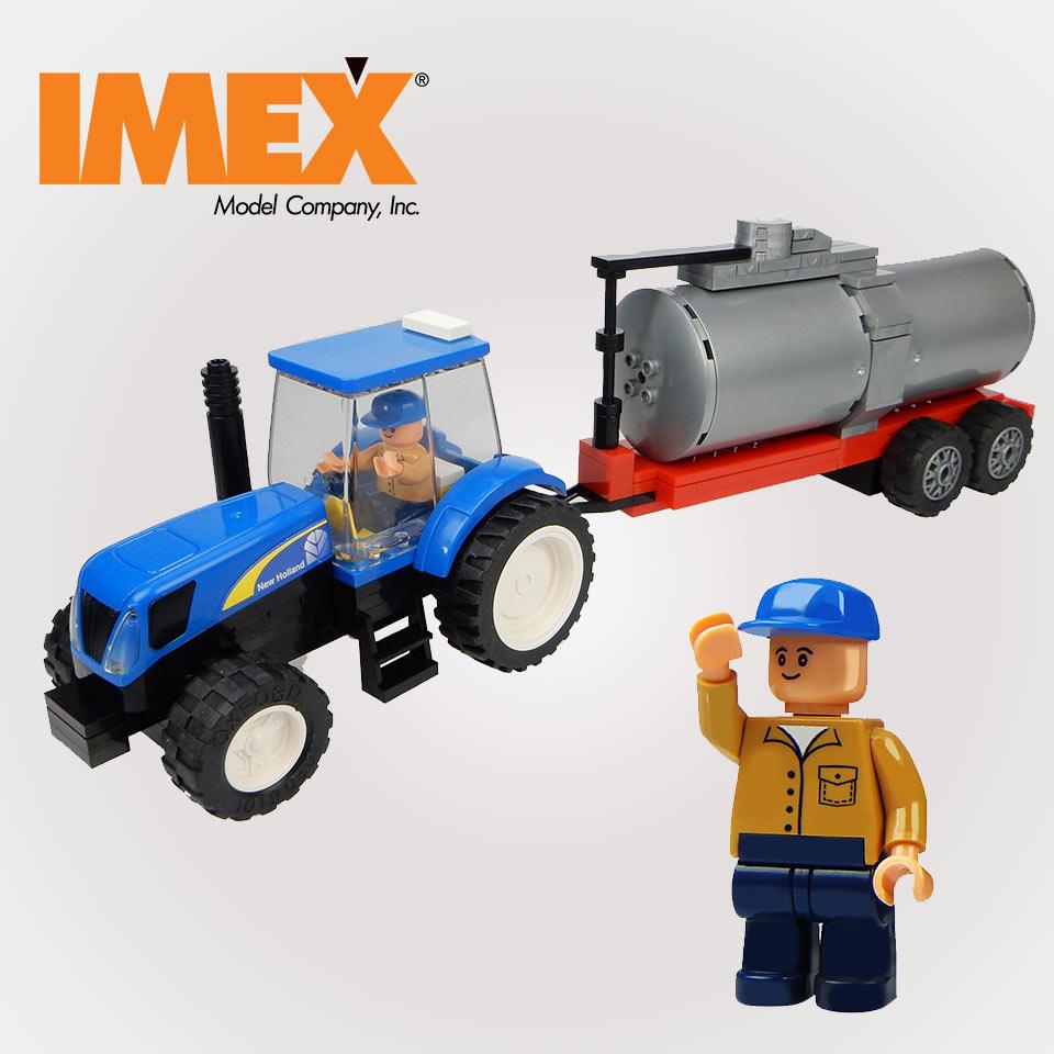 IMEX Bricks