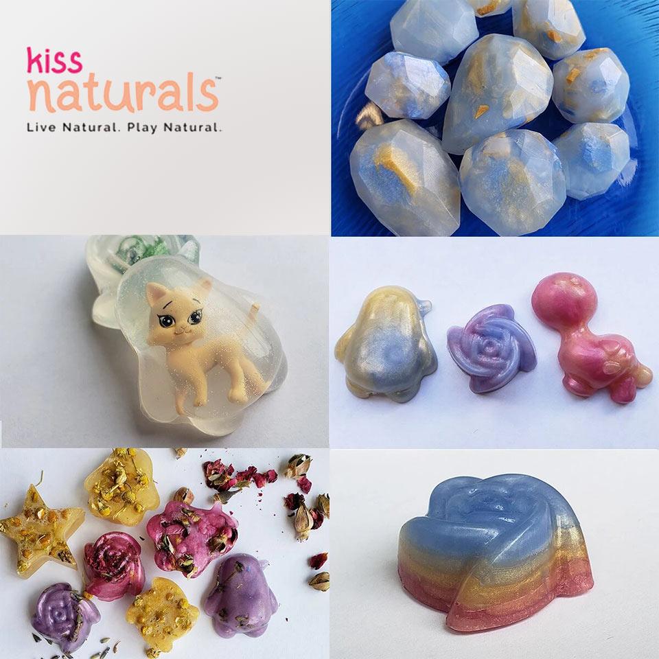 Kiss Naturals Beauty Kits