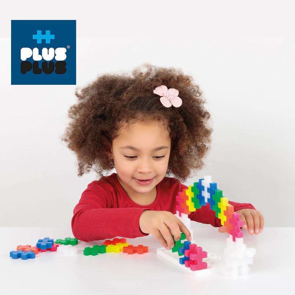 PLUS PLUS Building Sets